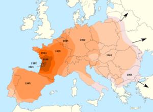 Откуда колорадский жук появился в России.